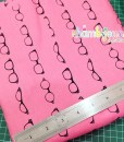 RM45 – (Amy Adams) Geekly Chic, Geekly Glasses in Hot Pink
