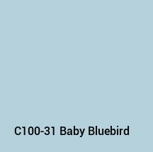 C100-31 Baby Bluebird