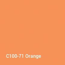 C100-71 Orange