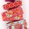 (Tula Pink Ribbons) Moonshine, Strawberry Sampler Pack (pack)