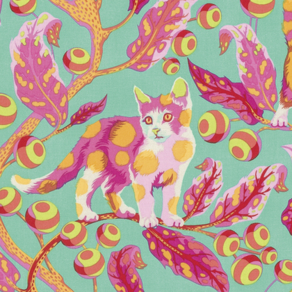 tula-pink-tabby-road-disco-kitty-in-strawberry-fields
