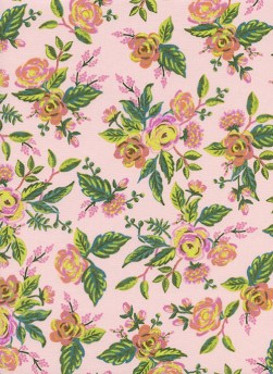 8030-2 - (Rifle Paper Co) Menagerie, Jardin De Paris in Peony