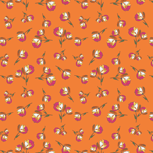 WBL-12033 - Lively Rosebuds in Burst