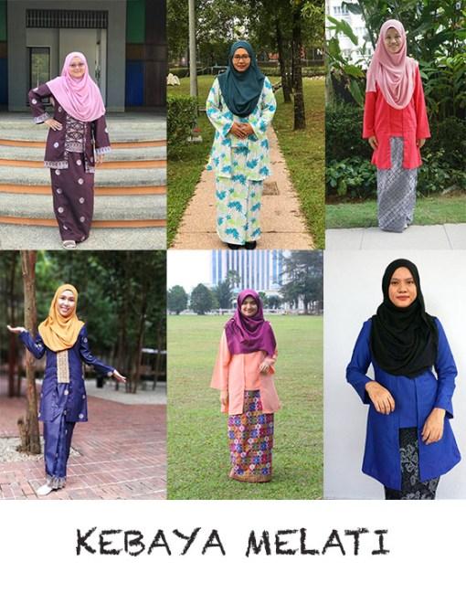 Kebaya Melati Adult – PDF Pattern (by Haurra Sewing)