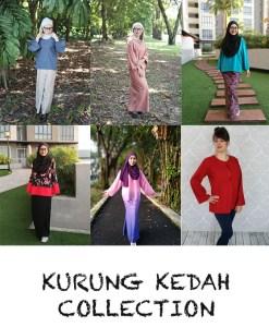 Kurung Kedah Collection – PDF Pattern (by Haurra Sewing)