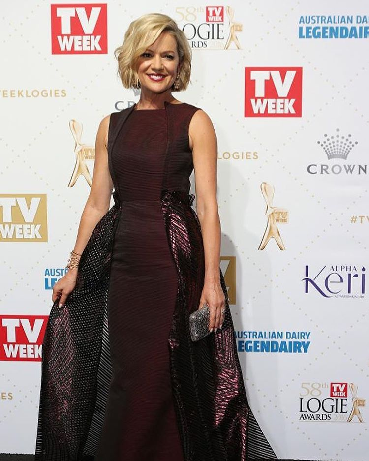 Sandra Sully (Age 50 or 51 Wikipedia isn't sure).