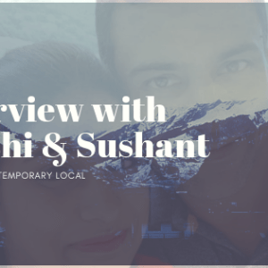 Interview with Sushant & Sakshi, The wonder couple from Temporary Local