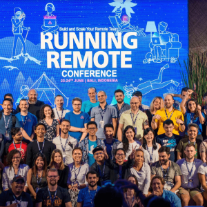 Why should you attend Running Remote Conference, 2019?