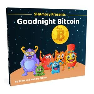 Goodnight bitcoin book