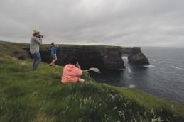 Familie Bendel beim Fotografieren | Family Bendel while taking photos