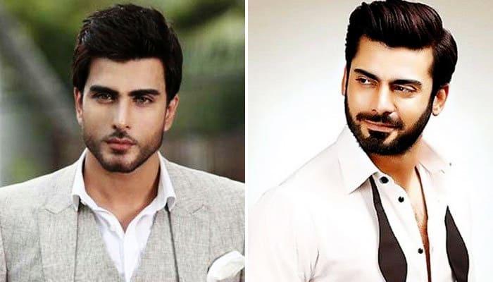 fawad khan and imran abbad