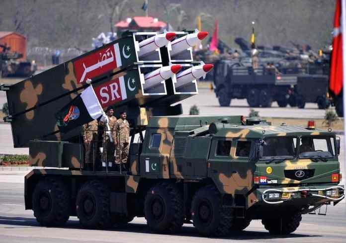 Pakistan nuclear warheads