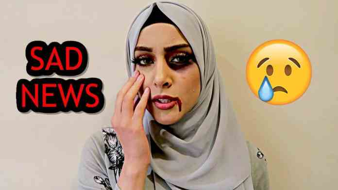 Sham idrees wife froggy beaten by ducky bhai's fan