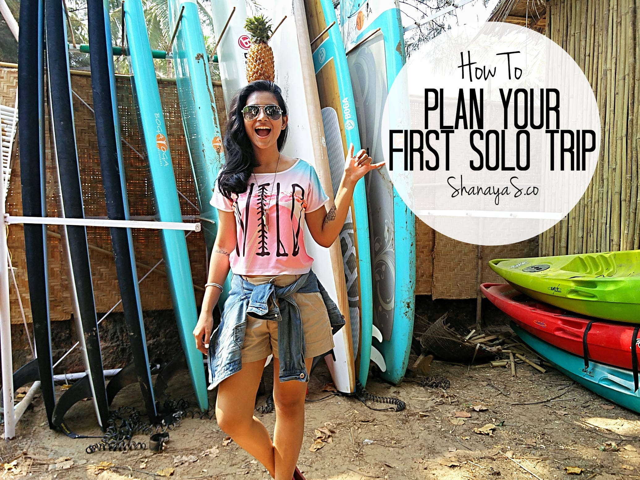 How To Plan Your First Solo Trip