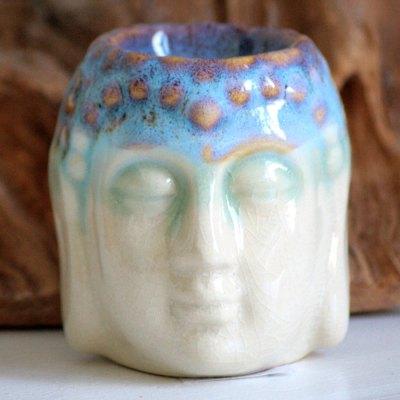 Duftlampe Buddha figur elfenben