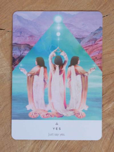 work your light tarotkort