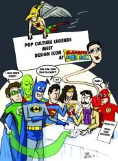 Glasgow Comic Con 2011 booklet