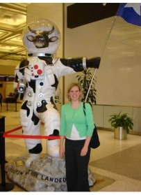 Houston, We Have a Cow, 2005