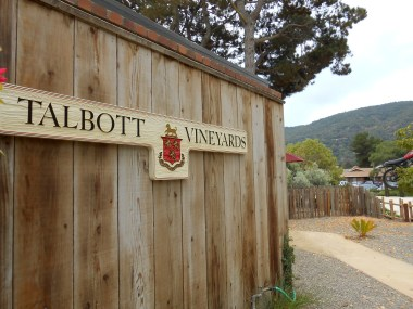 Carmel Valley Village from Talbott Tasting Room