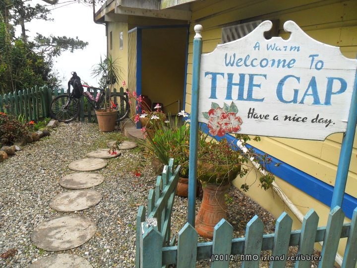 FOOD: The GAP Cafe, Blue Mountains