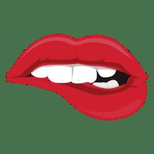 45c4f1155b70ef9bebbd4180c6b20453-lips-biting-expression-by-vexels