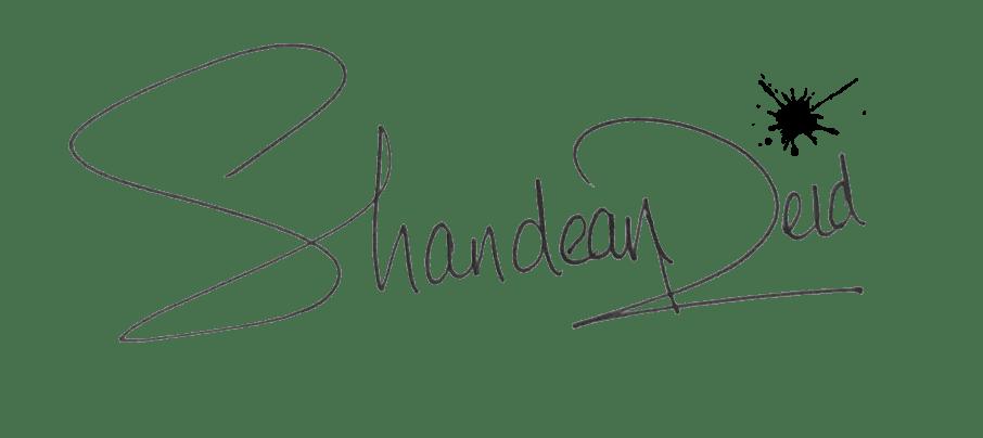 Shandean Logo Black