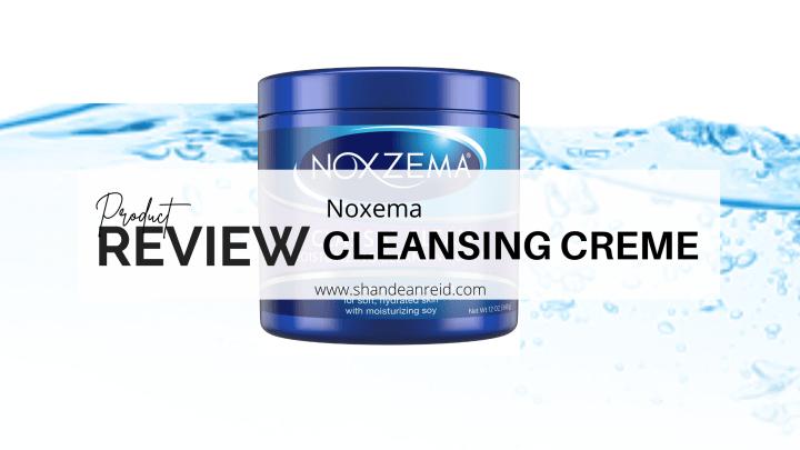 Skincare: Noxzema Cleansing Cream