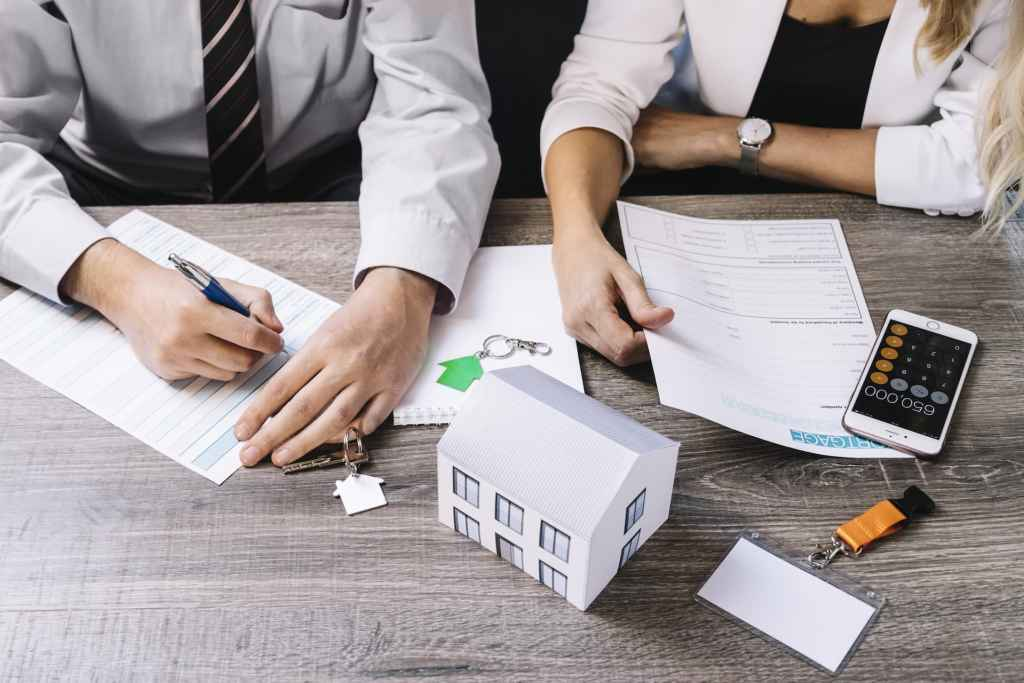 buying real estate family finances