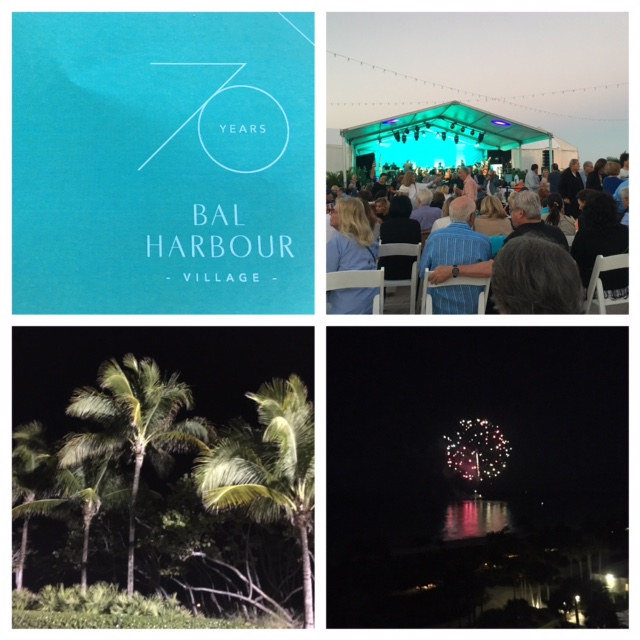 Bal Harbour Anniversary Celebration