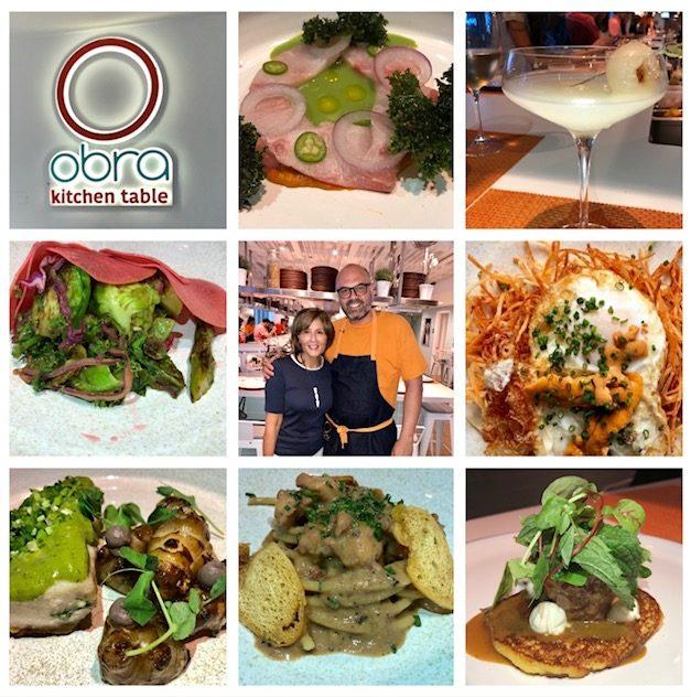 Obra Kitchen Table Miami Shanea Savours Tor Mia Nyc