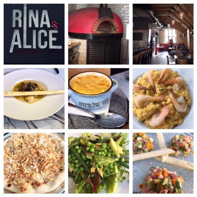 Rina and Alice Jerusalem