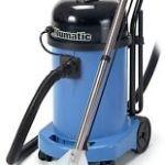 Numatic carpet cleaner, large.