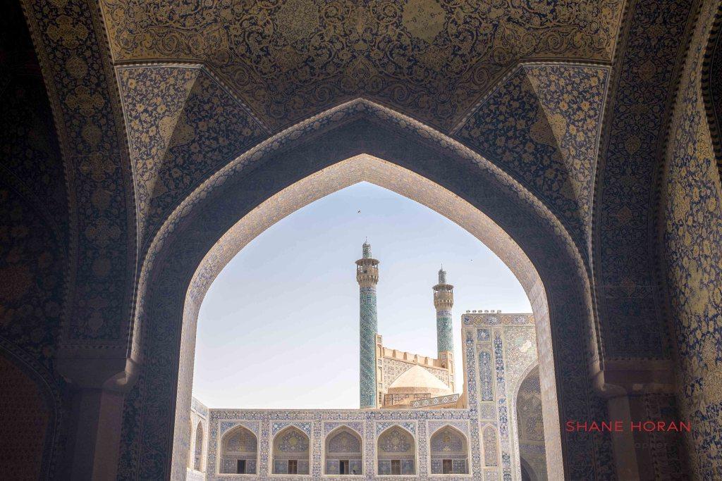 Shah mosque of Isfahan, Iran