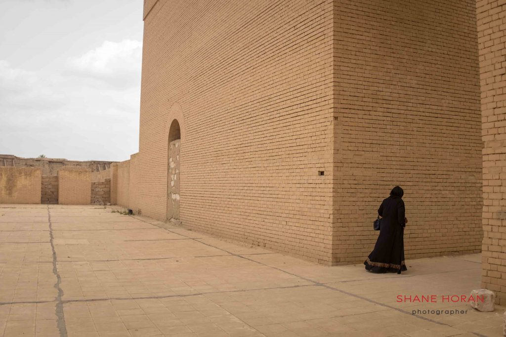 Lost in Babylon Iraq.
