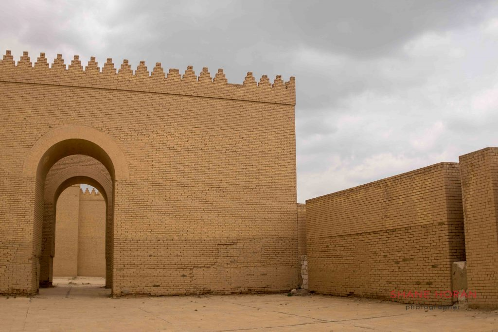 Babylon palace, Iraq