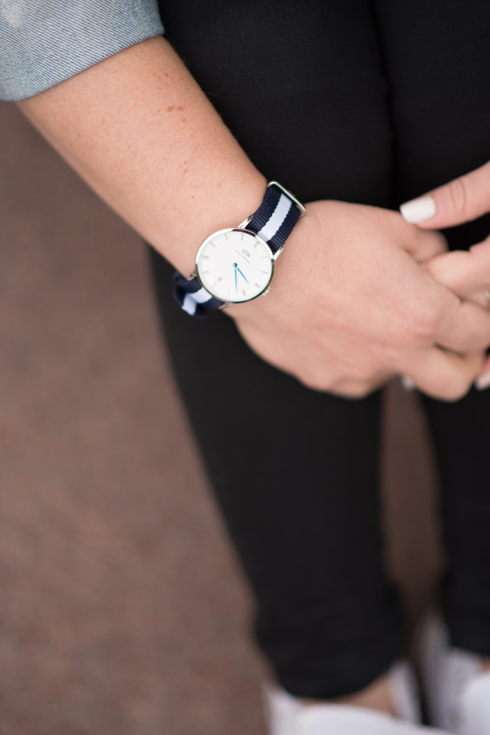 Daniel Wellington fashion shoot featured on Shanell Avenue. Photo by Jenna Sparks