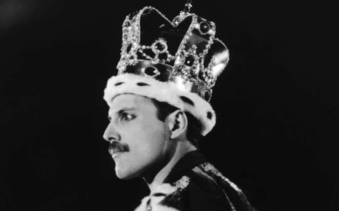 Freddie Mercury – 5th September 1946 – 24th November 1991
