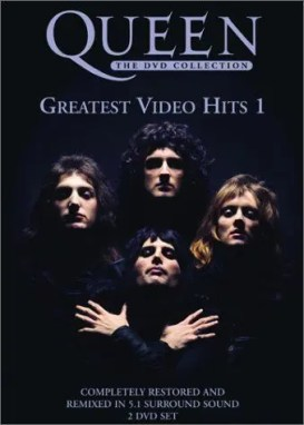 Queen – Greatest Video Hits 1 (DVD)