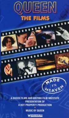 Queen – Made In Heaven: The Films (DVD) (Video)