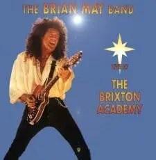 Brian May – Live At The Brixton Academy