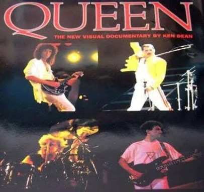 Queen – The New Visual Documentary