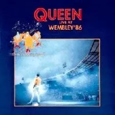 Queen at Wembley 1986