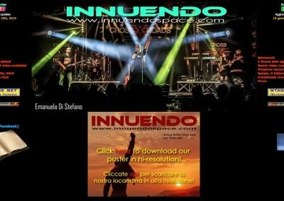 Innuendo – Italian Queen Tribute Band