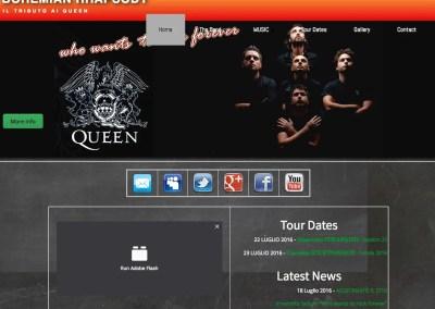 Bohemian Rhapsody – il Tributo ai Queen – Italian Queen Tribute Band
