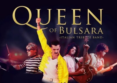 Queen of Bulsara – Italian Queen Tribute Band