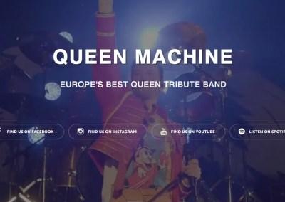 Queen Machine – Scandinavian Queen Tribute Band
