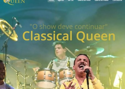 Classical Queen – Brazilian Queen Tribute Band