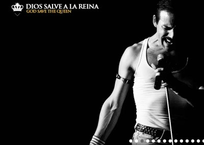 Dios Salve a la Reina – Argentinian Queen Tribute Band