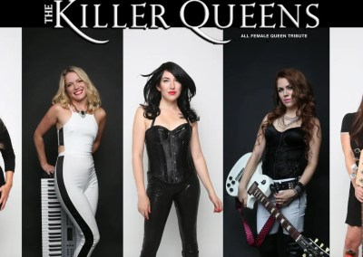 Killer Queens – US All Female Queen Tribute Band