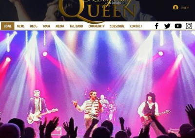 Majesty – UK Queen Tribute Band